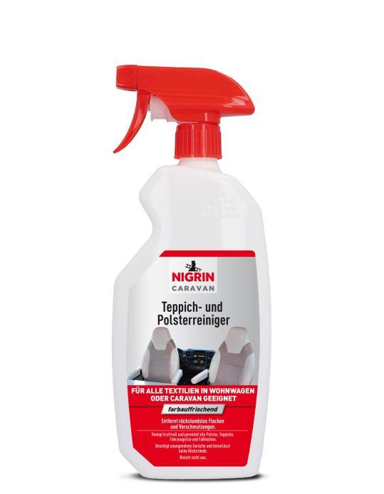 NIGRIN CARAVAN Teppich- und Polster-Reiniger  (750 ml)