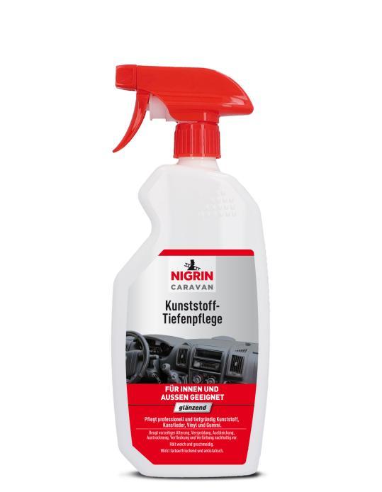 NIGRIN CARAVAN Kunststoff-Tiefenpflege  (glänzend / 750 ml)