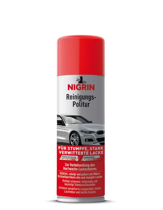 NIGRIN Reinigungs-Politur  (Aerosol 300 ml)