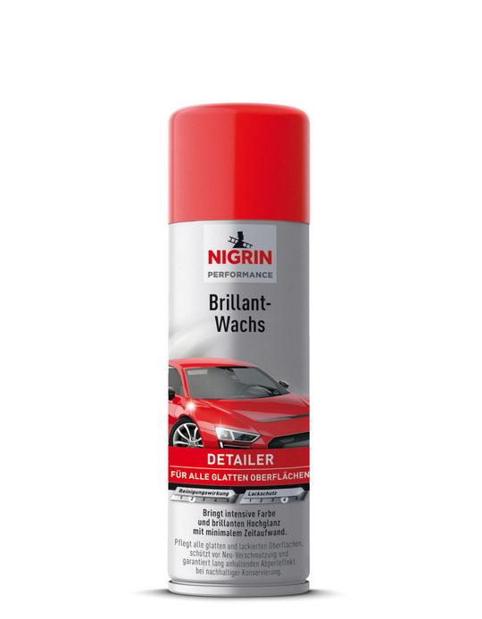 NIGRIN Performance Brillant-Wachs, Aerosol  (300 ml)