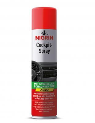 NIGRIN Cockpit-Spray  (Zitrone 400ml)