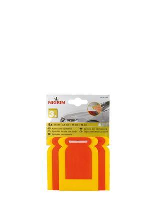 NIGRIN Karosserie-Spachtelsatz  (4 Stück)