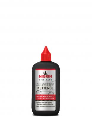 NIGRIN BIKE-CARE Allwetter-Kettenöl  (100 ml)