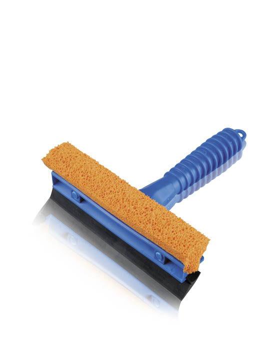 NIGRIN Scheibenreiniger  (blau 15 x 16cm)