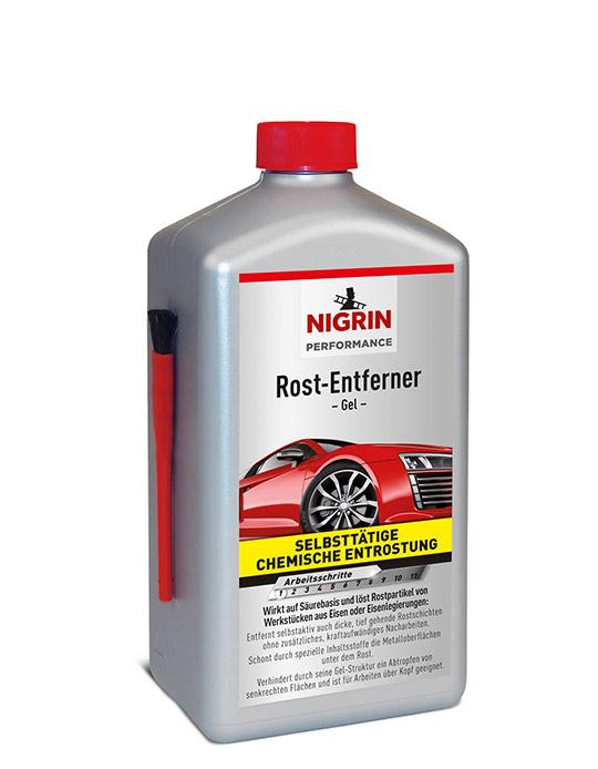 NIGRIN Rost-Entferner Gel  (1l)