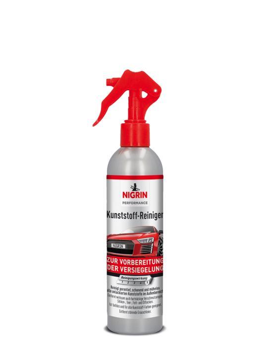 NIGRIN Performance Kunststoff-Reiniger (300ml)
