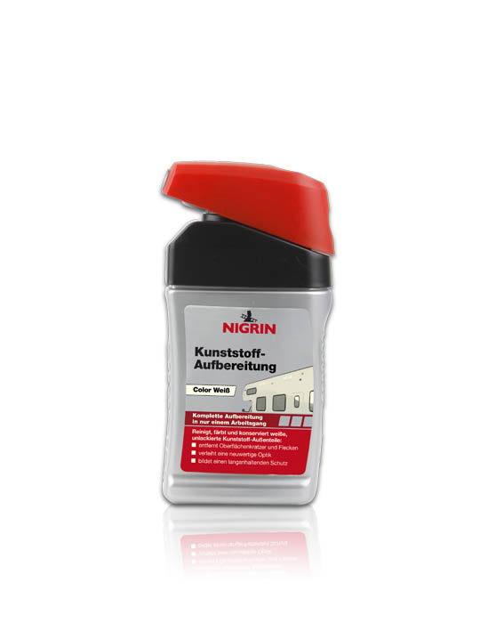 NIGRIN Kunststoff-Aufbereitung  (weiß 300ml)