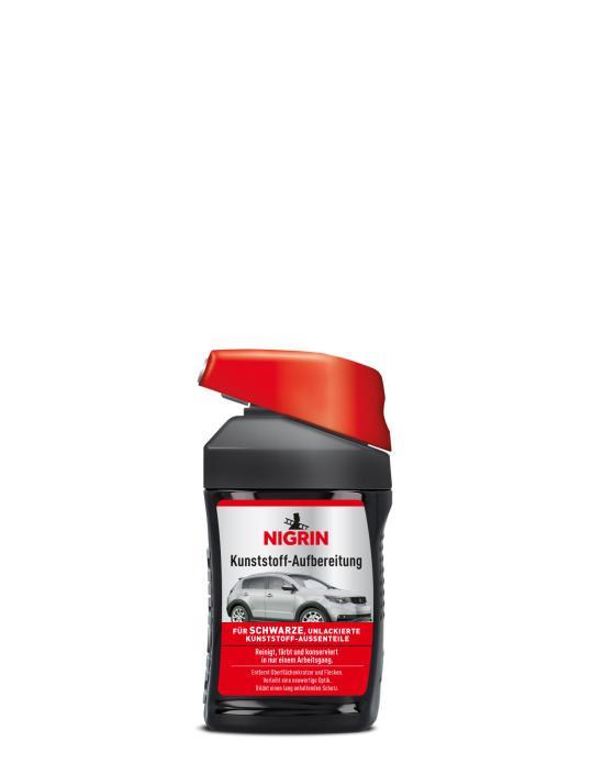 NIGRIN Kunststoff-Aufbereitung  (schwarz 300ml)