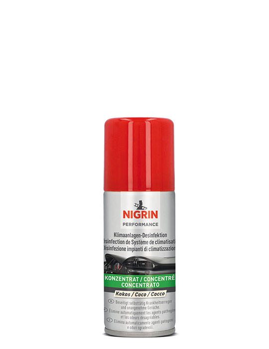 NIGRIN Performance Klimaanlagen-Desinfektion  (100 ml)