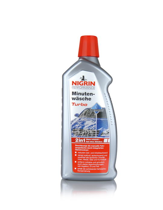 NIGRIN Performance Minutenwäsche Turbo (1000ml)
