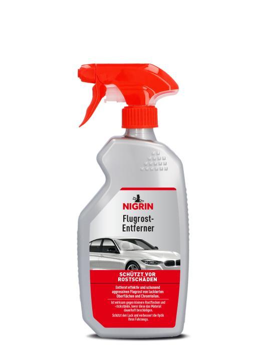 NIGRIN Performance Flugrost-Entferner (500 ml)