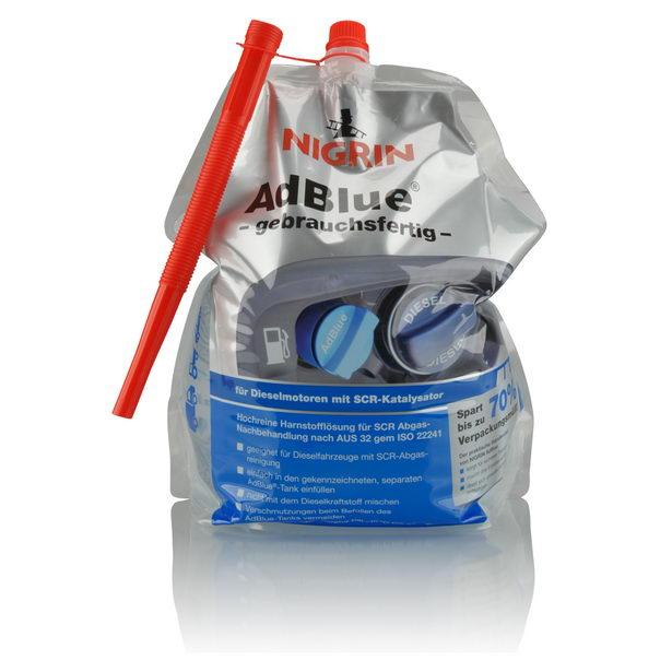 NIGRIN AdBlue  (Standbeutel 5L)