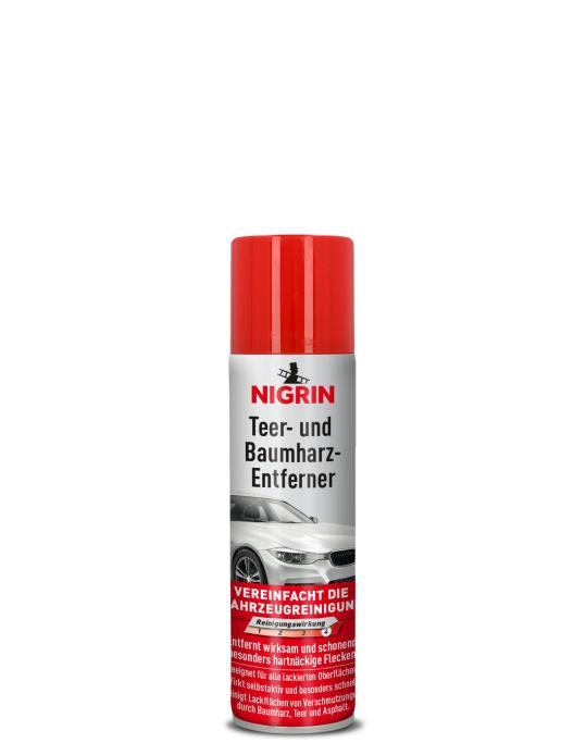 NIGRIN Teer- und Baumharz-Entferner (250ml)