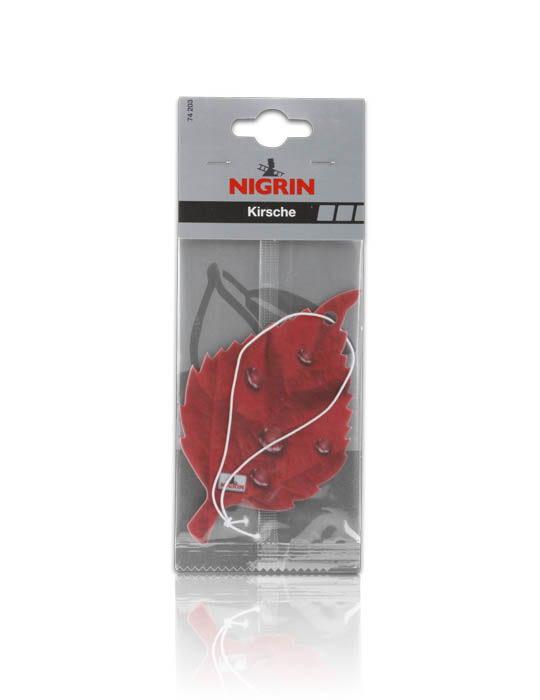 NIGRIN Duftblatt Einzelpack  (Kirsche)