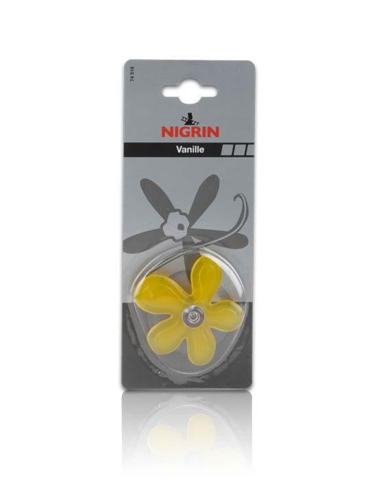 NIGRIN Lufterfrischer Blume  (Vanille)