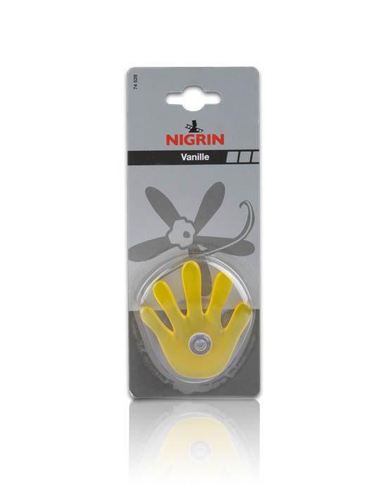 NIGRIN Lufterfrischer Hand  (Vanille)