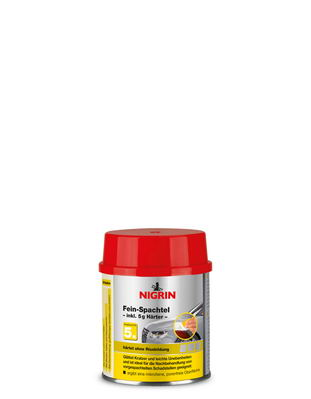 NIGRIN Feinspachtel 245g + 5g Härter (250g)