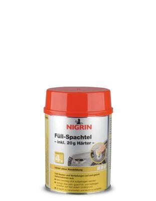 NIGRIN Füllspachtel 1000g (980g + Härter)