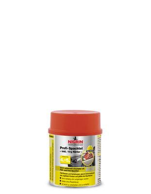 NIGRIN Performance Profi-Spachtel 500g (490 g + Härter)