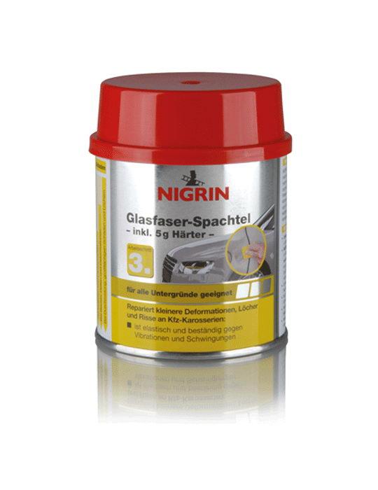 NIGRIN Glasfaserspachtel 245g + 5gHärter (250g)