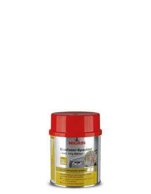 NIGRIN Glasfaserspachtel 500g (490 g + Härter)