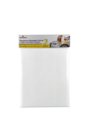 """NIGRIN Glasfaser-Gewebe """"flexibel und stabil"""" (0,5 m²)"""